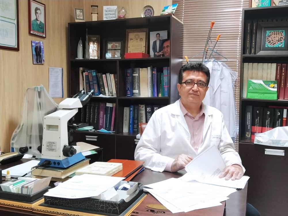 مدیریت آزمایشگاه : دکتر سید سجاد اقبالی